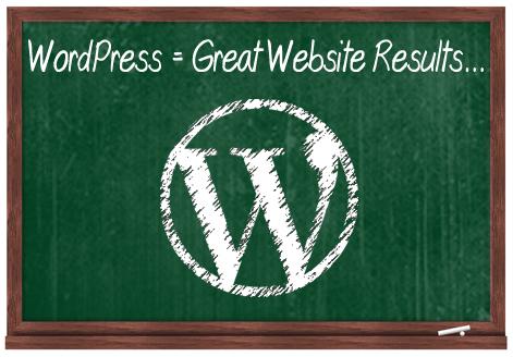 WP website design