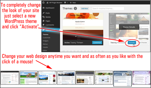 WP Themes - An Overview
